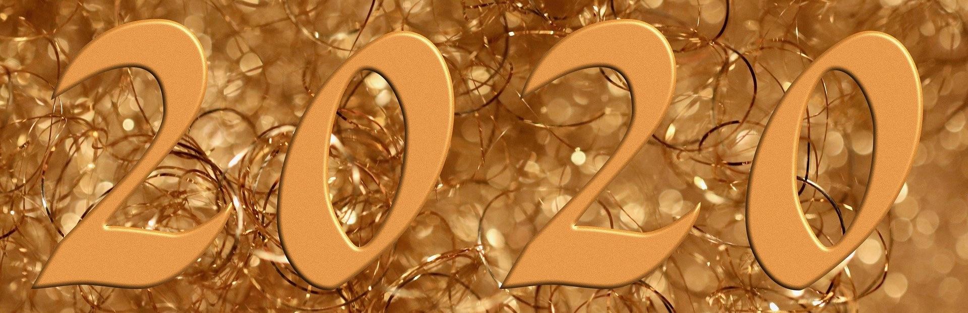 2020 Glückwünsche
